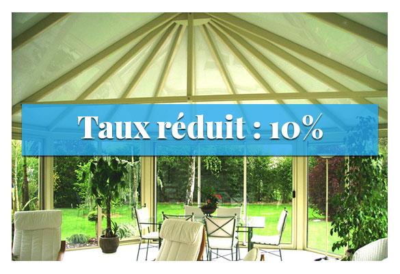 V randa taux r duit 10 veranda prix - Attestation tva taux reduit ...